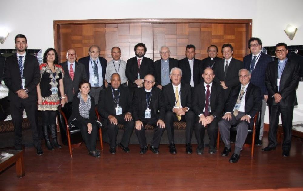 Encuentro latinoamericano de líderes judíos y católicos
