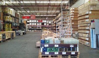 Comercio informó alto acatamiento al paro en la zona oeste del conurbano