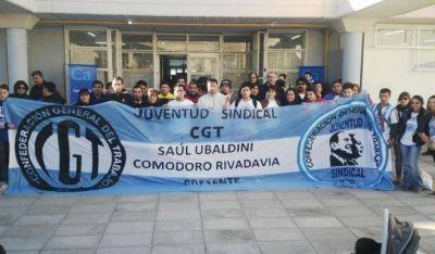 La CGT Ubaldini convirtió el paro nacional en jornada solidaria