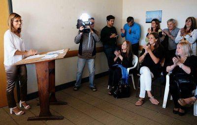 Sofía Badié fue electa como presidente del Consejo Escolar
