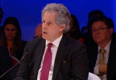 """Para el FMI hay """"indicios"""" de eficacia en las políticas de Macri"""