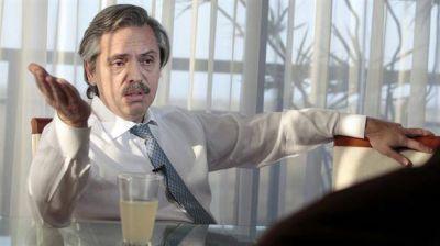 Alberto Fernández se distanció del Frente Renovador