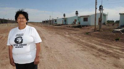 Detuvieron a la líder de Tupac Amaru en Mendoza por estafas en viviendas sociales