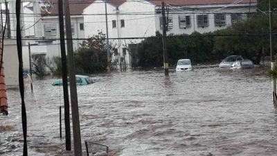El agua que cayó en el temporal ya superó la media de abril