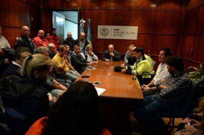 """Balance de Arroyo: """"se evitó que haya muertos y heridos"""""""