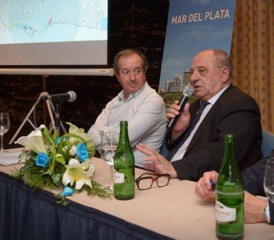 El municipio presentó el plan de obras con una inversión total de $5.966.730.690