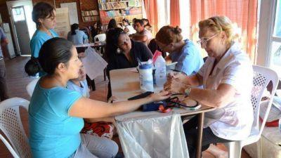 El Programa ACERCAR realizó cerca de 5 mil controles de salud durante el verano