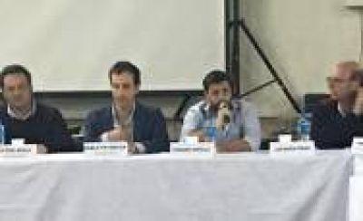 Cambiemos: Intendentes, legisladores y dirigentes se reunieron en Pehuajó