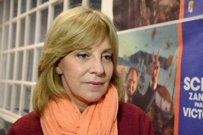 """LILIANA FELLNER: """"HAY QUE GENERAR UN CAMBIO CULTURAL PARA TERMINAR CON LA VIOLENCIA HACIA LAS MUJERES"""""""