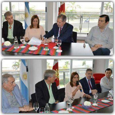 Convenio Marco de Cooperación Interinstitucional y Asistencia Técnica, entre Nación y Provincia