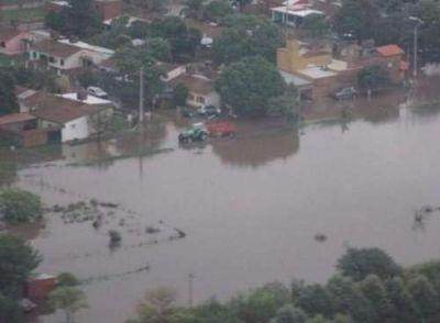 Los afectados por el temporal en Salta podrán acceder a un crédito