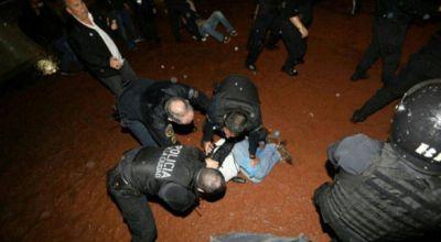 Gremios de San Luis repudiaron la represión a docentes en el Congreso