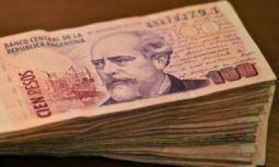 ATP quiere que quede fija en la quincenita plus de $1.500