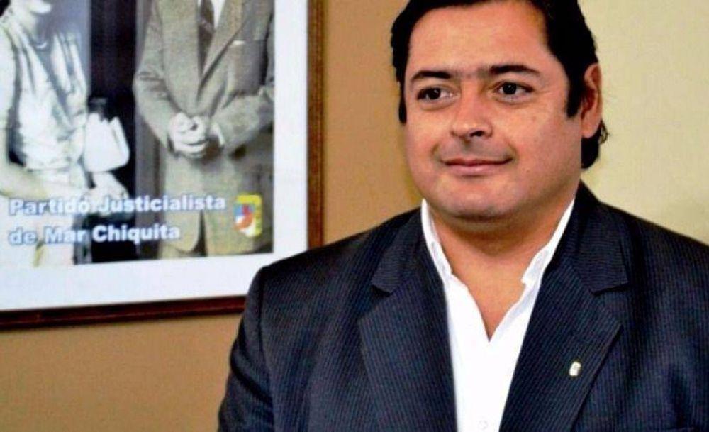 """Mar Chiquita: Sosa: """"El peronismo en el distrito se mostrará renovado y unido"""""""