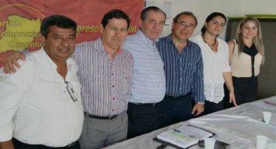Compromiso Correntino confirmó su apoyo a ECO