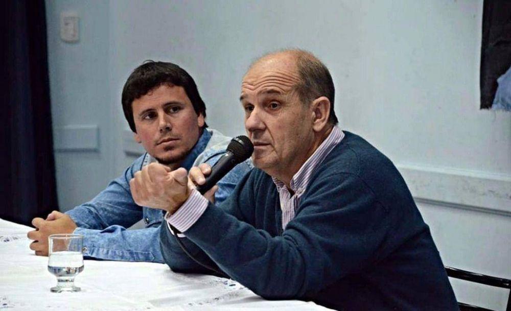 """Pablo Zurro: """"defiendo a morir el proyecto de país de Néstor y Cristina"""""""