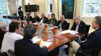 Macri promete ir por los Gordos, una batalla que ya perdió Alfonsín