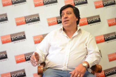 La Plata: Carlos Soria, de STIGAS, se despegó de una eventual candidatura de Arteaga