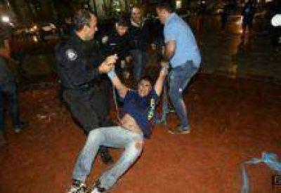 SADOP y UDT expresaron su solidaridad con los docentes reprimidos en Buenos Aires