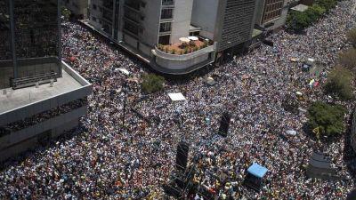 La oposición venezolana teme que el régimen provoque con los infiltrados
