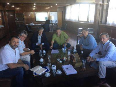 Nuevo acuerdo intersectorial para potenciar el sector portuario