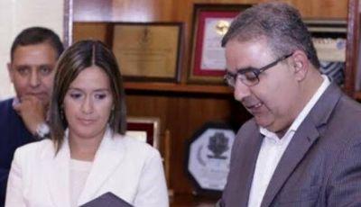 Jalil designó en la Secretaría de Protección Ciudadana a Silvia Jiménez
