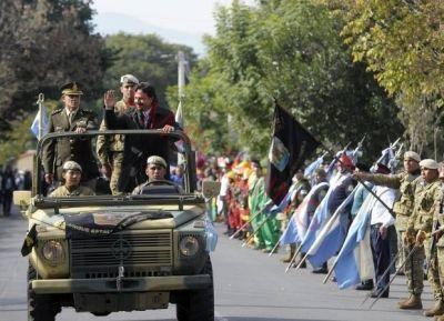 Sáenz va al Ejército