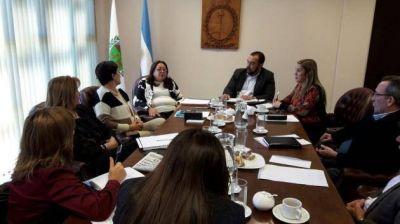 """Avanza la confección de la nueva """"Ley Integral de Viviendas"""" en la Legislatura"""
