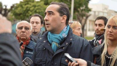 Tagliaferro será interpelado el próximo 18 de abril
