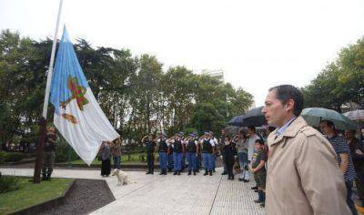 Gray celebró el 104 Aniversario de Esteban Echeverría
