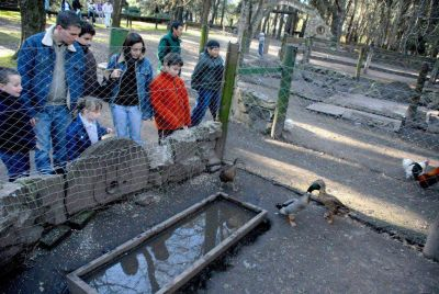 """Cerró definitivamente el Zoo """"El Paraíso"""" de Sierra de los Padres"""