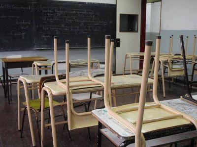 Se suspendieron las clases también este martes a la mañana