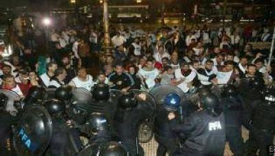 El FpV pide informes a la Justicia por lo que hizo la policía de Larreta