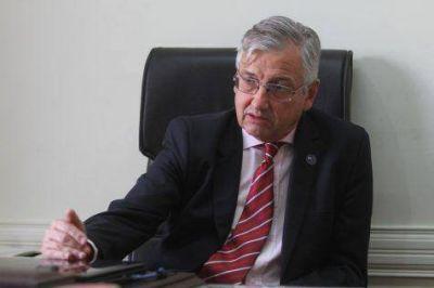 Camps criticó la política represiva de Cambiemos