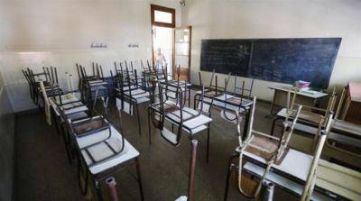 Los docentes vuelven hoy al paro y habrá un abrazo simbólico