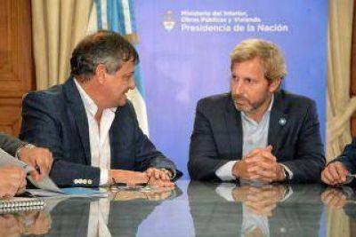 Firmarán convenio para ampliar la red de agua potable de Las Breñas