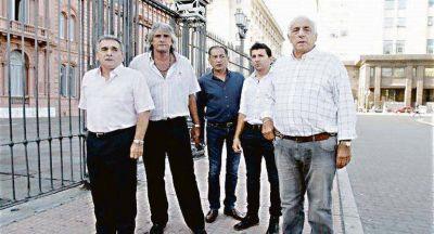 Macri busca desacoplar la CGT de gremios del transporte