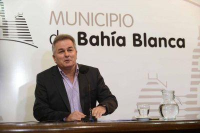 189º aniversario de Bahía Blanca: el intendente Héctor Gay encabeza el acto oficial en la FISA