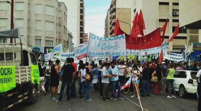Gremios planean interrumpir los actos por el aniversario de Bahía