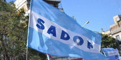 SADOP denunció ante la OIT que el Gobierno nacional no convoca a la paritaria nacional docente