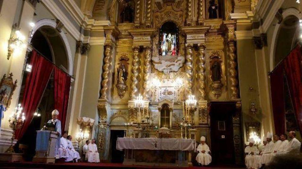 Bicentenario de la Virgen de Cuyo, patrona del Ejército de los Andes