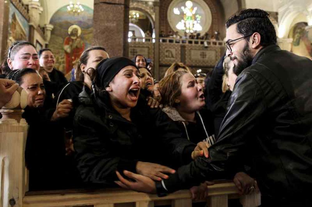 El CIRA condenó enérgicamente los atentados contra cristianos de Egipto