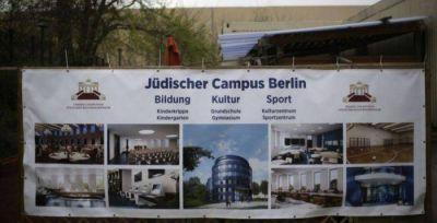 Berlín tendrá su primer centro judío post-Holocausto