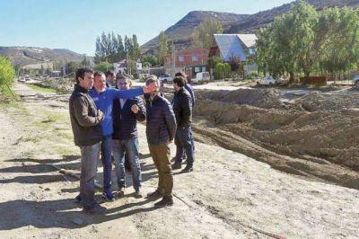 Para Boyero, será fundamental la reconstrucción de los sistemas pluviales