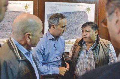 Ávila aseguró que se está cerca de un acuerdo de paz social