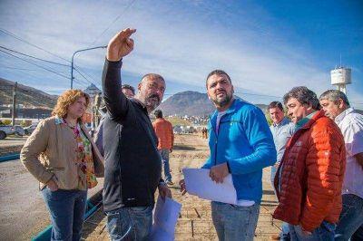 """Vuoto: """"Con mucho esfuerzo puesto en el mejoramiento de la ciudad, lo estamos haciendo realidad"""""""