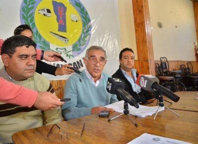 Renunció José Narváez a la conducción de UTA San Luis