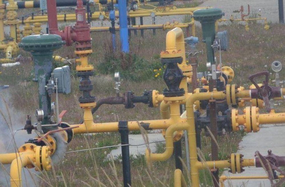Tierra del Fuego quedó en tercer lugar en producción de gas