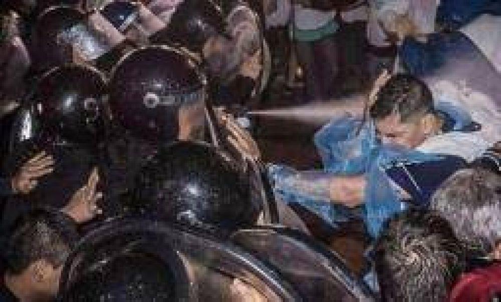 Ministro riojano cargó con dureza contra el macrismo