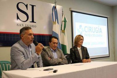 San Isidro: Se lanzó un programa gratuito de Cirugías Reconstructivas